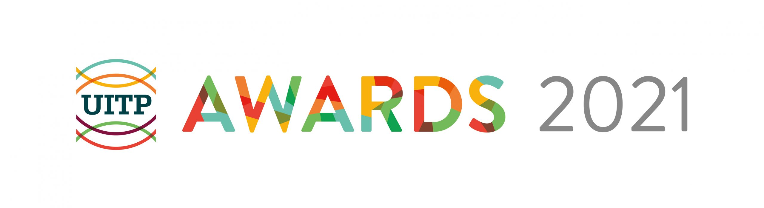 Logo of the UITP awards 2021